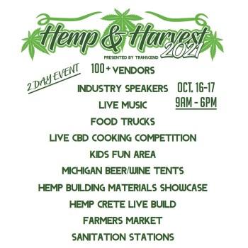 Hemp & Harvest Festival 2021