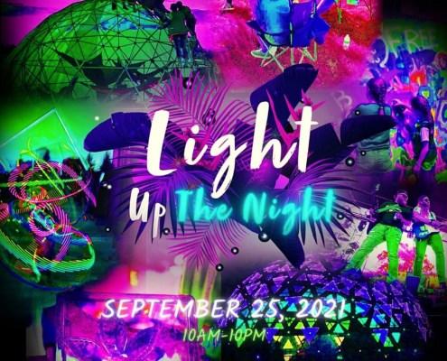 Niles Light Up the Night Cannabis Festival