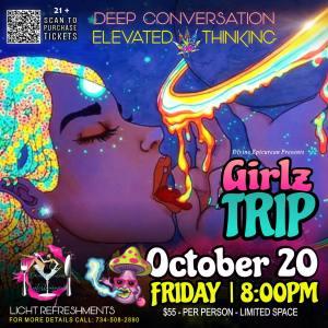 Girlz Trip Oct 20