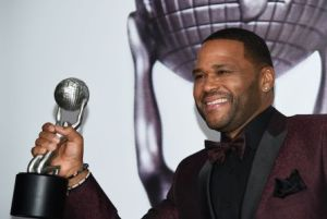 Mandatory Credit: Photo by Buckner/Variety/REX/Shutterstock (5581765ah) Anthony Anderson 47th NAACP Image Awards, Press Room, Los Angeles, America - 05 Feb 2016
