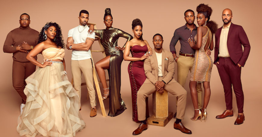 """Chido Nwokocha —a Nigerian on the Move in Tyler Perry's 'Sistas' on BET — has the """"IT"""" Factor"""