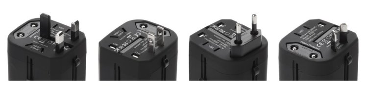 travel adapter plugs