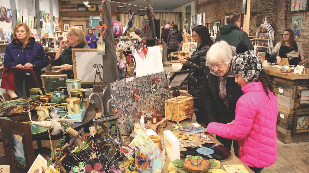 Art Hop - Michigan Home and Lifestyle