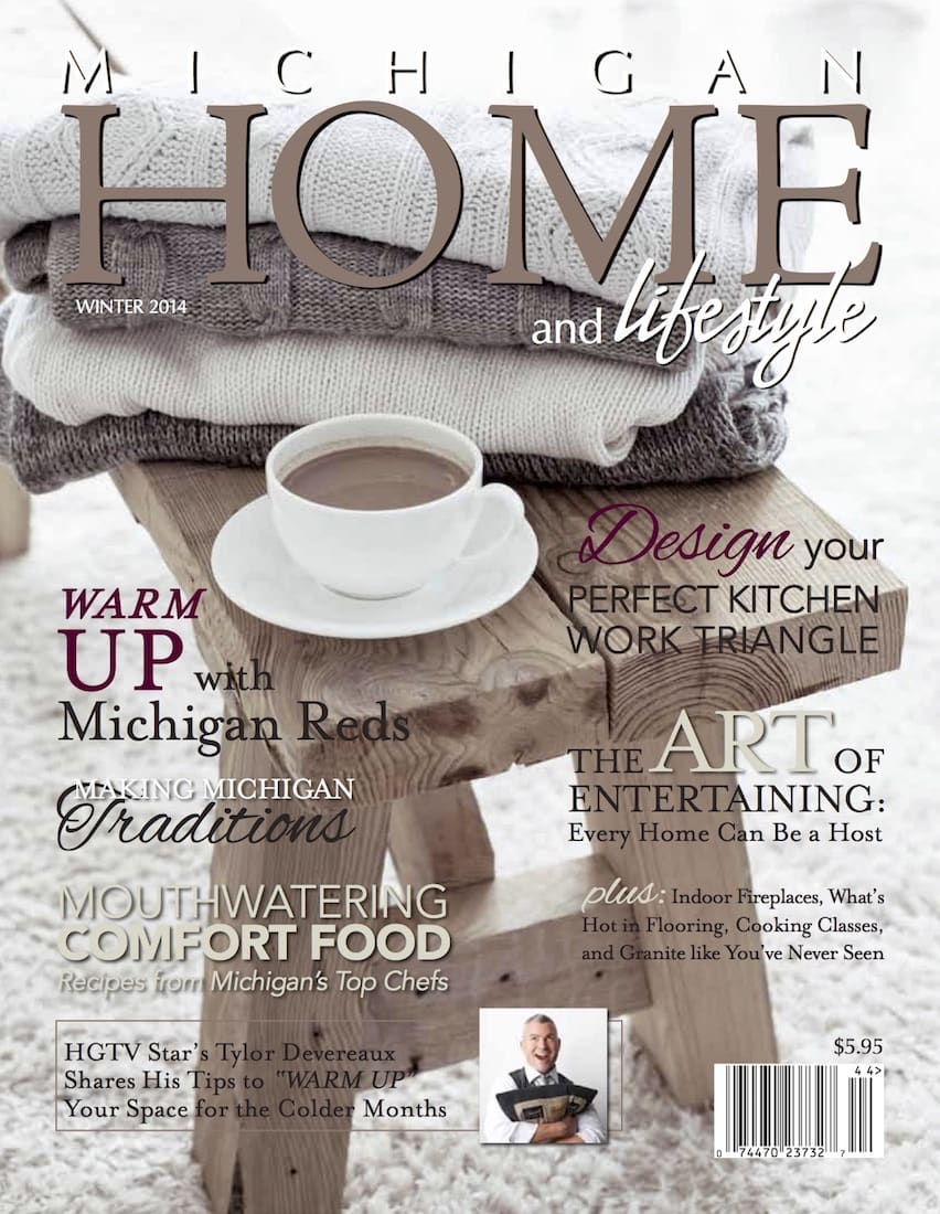 Winter 2014 - Michigan Home and Lifestyle