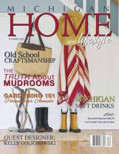 Summer 2016 - Michigan Home and Lifestyle Magazine