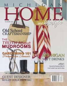 Summer 2016 - Michigan Home and Lifestyle Magazine