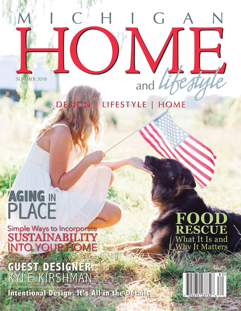 Michigan HOME and Lifestyle - Summer 2018