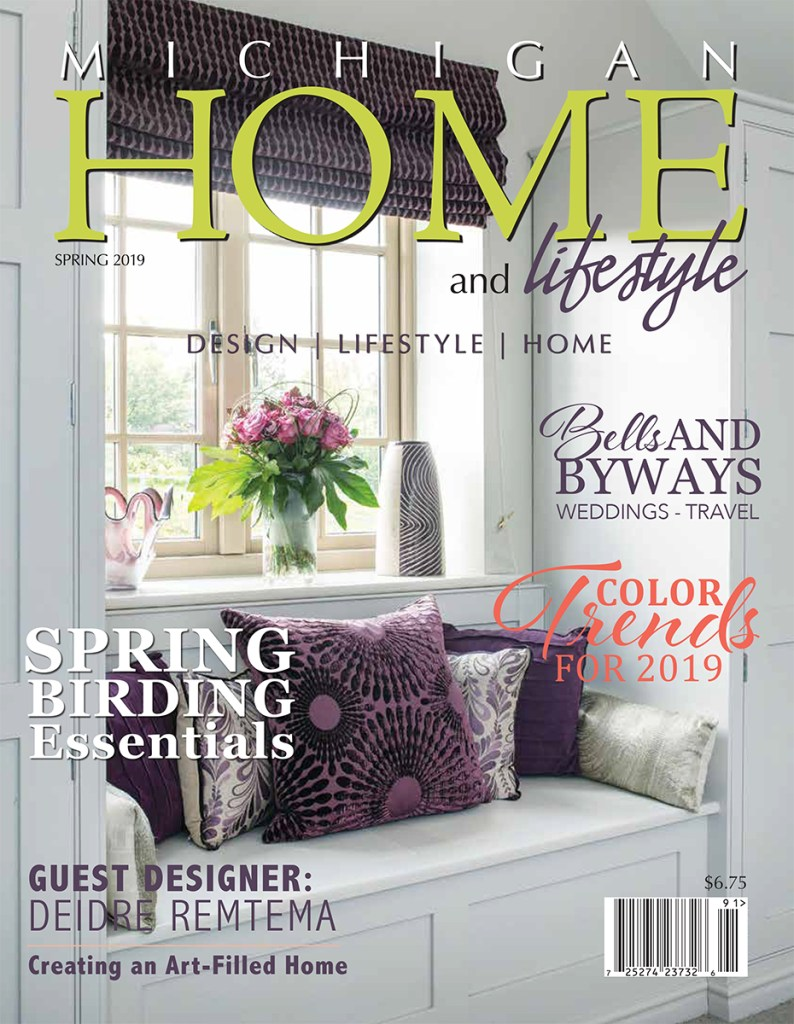 Michigan HOME and Lifestyle - Spring 2019