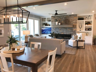 Living+Dining Rooms