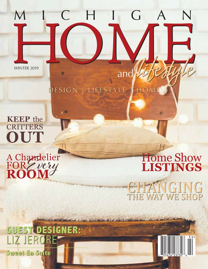 Michigan HOME and Lifestyle - Winter 2019