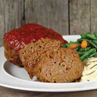 Meatloaf and Au Gratin Potatoes Recipes