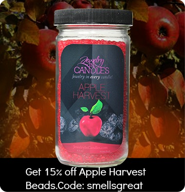 15% off Aroma Apple Beads Starting 11/18