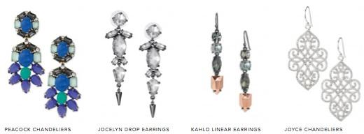 Stella Dot Statement Jewelry & Fashion Accessories