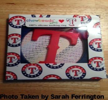 Chewbeads Teething Jewelry MLB Line {Review}