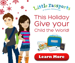 Win a Trip to Belize from Little Passports