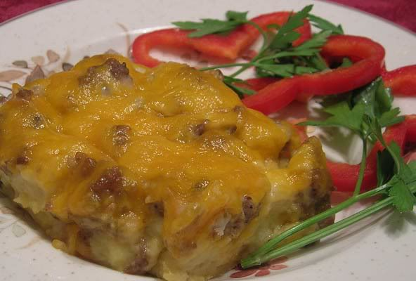 Breakfast Brunch Casserole