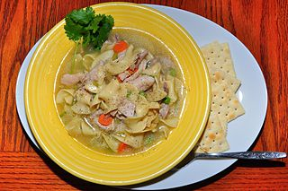 Basic Chicken Noodle Soup
