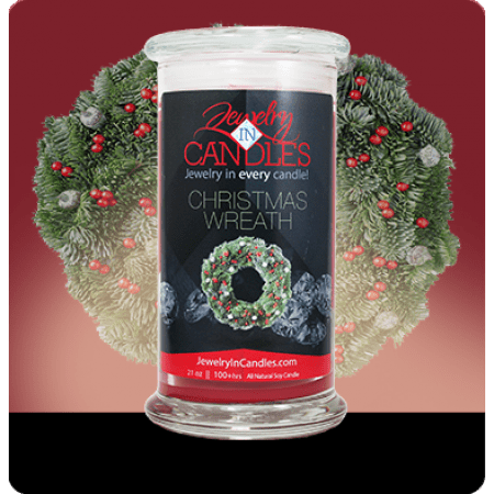 Candle Scent of the Month: Christmas Wreath
