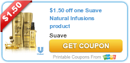 New Personal Care Coupons 2/28