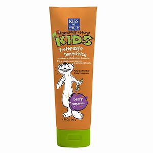 Kiss My Face Kids Toothpaste {Review}