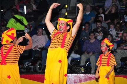 The Detroit Shrine Circus 3/27-3/30-Hazel Park