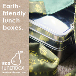 """ECOlunchbox is a Great """"Go Green"""" Opportunity- Earth Day is April 22nd!"""