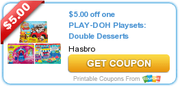 Coupon Crush: Hot Coupons (Nerf + Play-Doh + Star Wars + Hasbro… even Spider-Man!) 3/29
