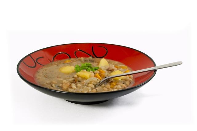 Hearty White Bean Soup – Lenten Special