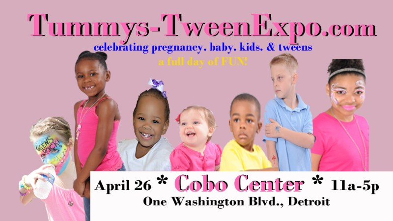Baby & Kids Expo Ticket Giveaway Ends 4/14