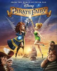The Pirate Fairy {Movie Review}