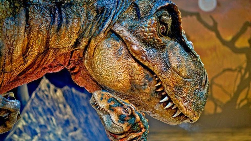 Walking with the Dinosaurs {Ticket Giveaway}-Palace of Auburn Hills Ends 7/10