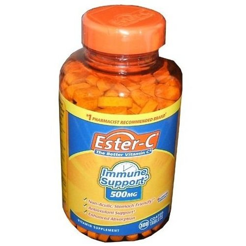 Support Your Immune System with Ester-C {Review}