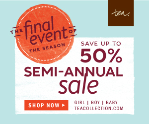 Tea Collection's Semi-Annual Sale: Up to 50% Off Entire Morocco Line