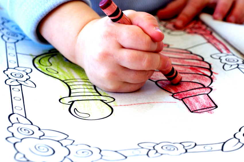 Free Printables for Coloring: #TravelingWithKids