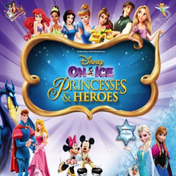 Win 4 Tickets to #DisneyonIce: Princesses and Heroes at the Palace of Auburn Hills {Giveaway} Ends 9/24