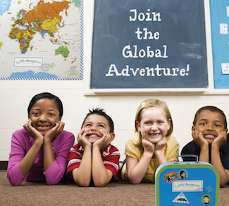 #LittlePassports Fall Fundraising for your Child's School