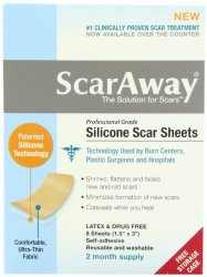 ScarAway®: The Solution for Scars