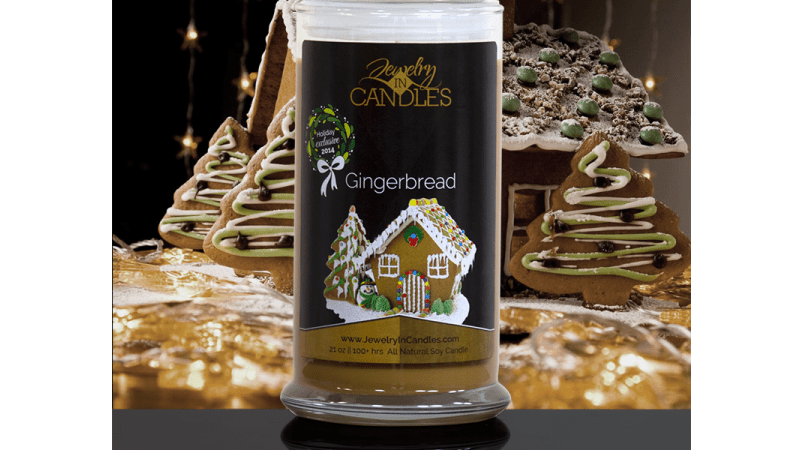 Get your #Gingerbread Candles and Tarts {SALE}