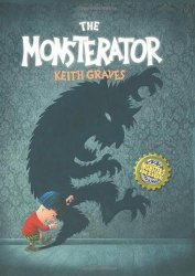 The Monsterator by Keith Graves {Book Review}