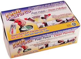 Repair your Walls with Patch Paint 'n Go