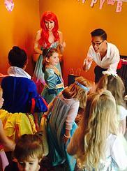 Magical Memories: Princess Entertainment Company Servicing Metro Detroit