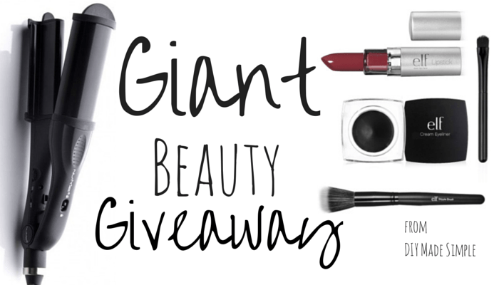 $300 Beauty #SwagBag Giveaway