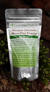 Staying Healthy with Moringa {Review}