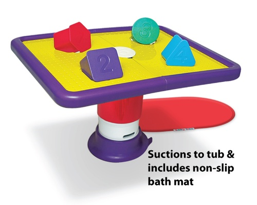 Holiday Savings on Toddler Bath Gear