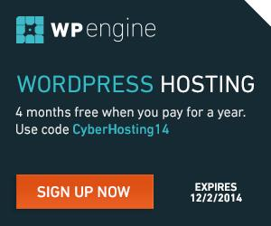 WordPress Hosting Black Friday and Cyber Monday Super Savings