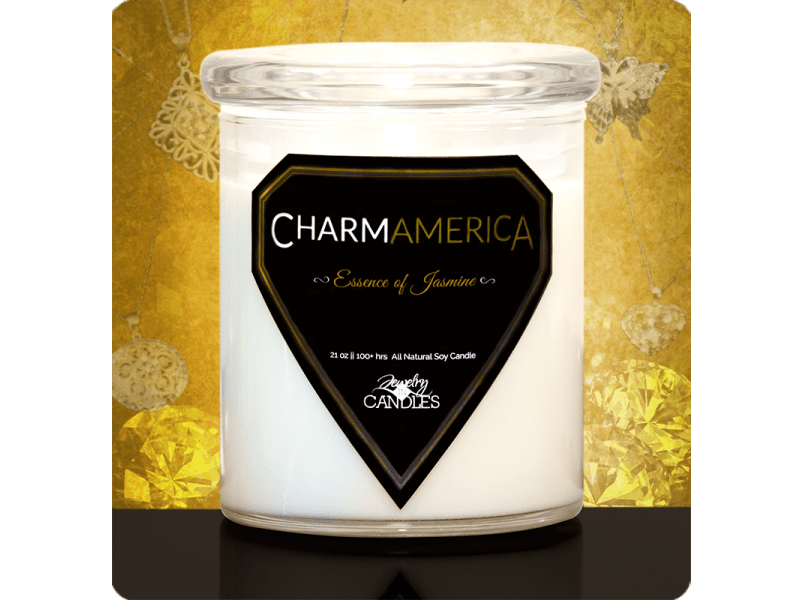 Beautiful Charms Hidden in your Favorite Candle Scents