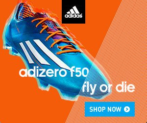 adidas Soccer Cleats and Shoes #ThereWillBeHaters