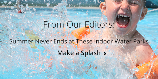 Indoor Waterparks are the Hype During the Winter Months