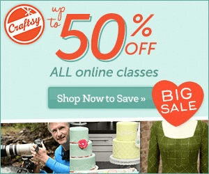 Crafty's Sweetest Valentine's Day Sale Ends 2/16