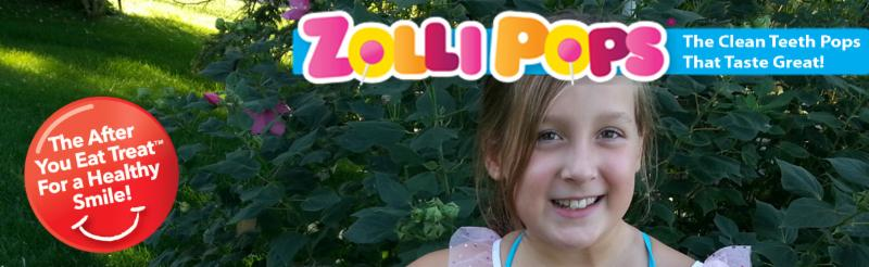 100,000 FREE Zollipops® for 100,000 Smiles